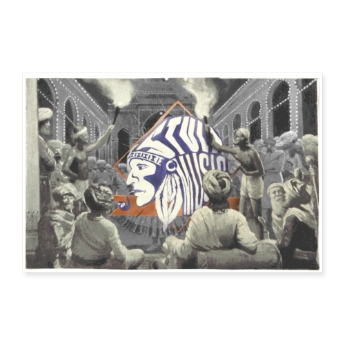 stulp - Poster - Poster 30x20 cm