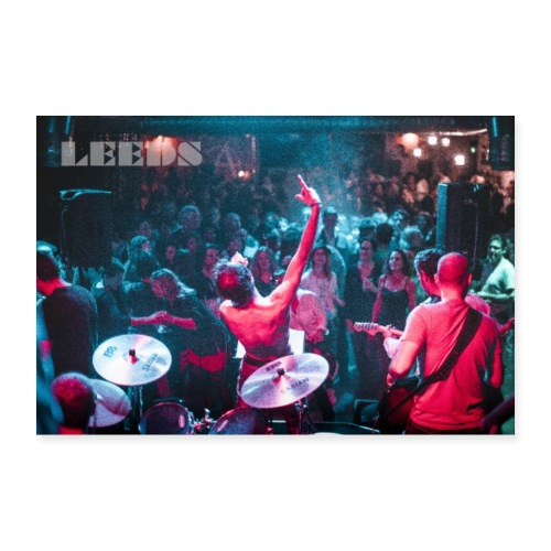concert - Poster 30 x 20 cm