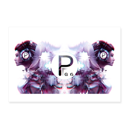 PG6 Poster - Poster 30x20 cm