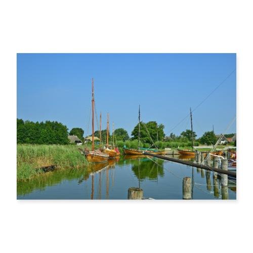 Naturhafen - Poster 30x20 cm