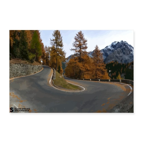 Artwork Autunno - Poster 30x20 cm