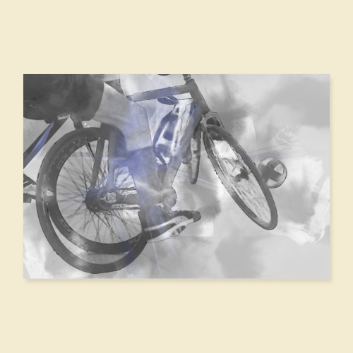 Poster   Radball   Cycle Ball 09 - Poster 30x20 cm