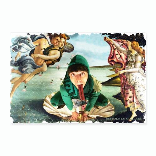 Botticelli - Poster 30x20 cm