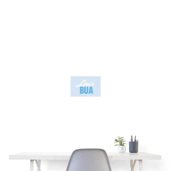 Vorschau: Lausbua - Poster 30x20 cm