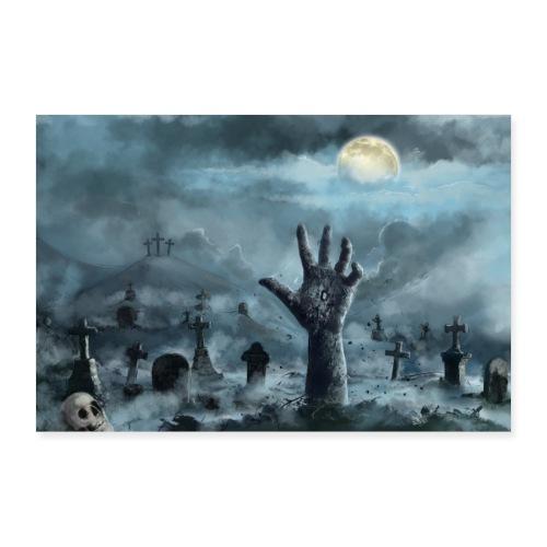 Jesu Auferstehung - Poster 30x20 cm