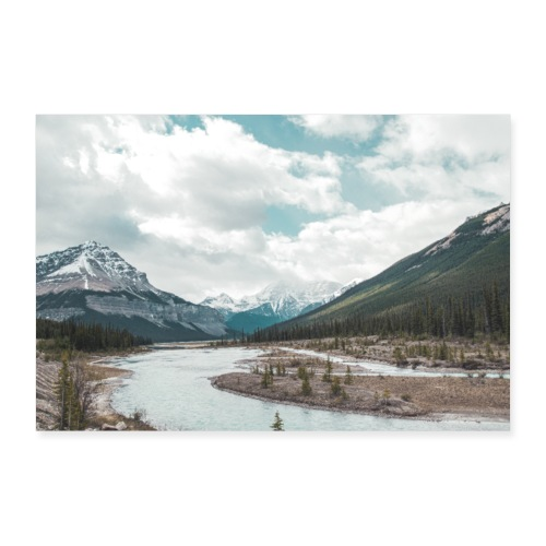 Oh Canada - Poster 30x20 cm