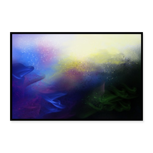 Galaxy2 Poster - Poster 12 x 8 (30x20 cm)