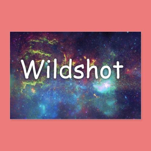 wildshot poster - Poster 12 x 8 (30x20 cm)