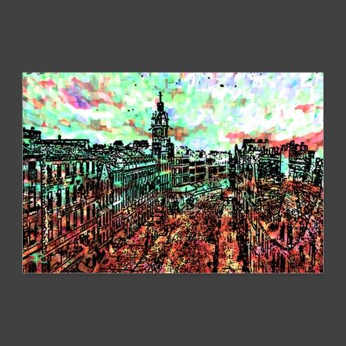 RFCOLLAGE22Aglas - Poster 12 x 8 (30x20 cm)