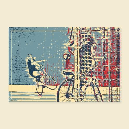 Radball | Cycle Ball 08 - Poster 30x20 cm