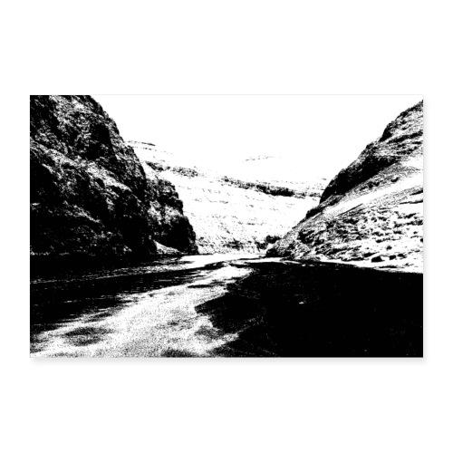 saksun1 - Poster 30x20 cm