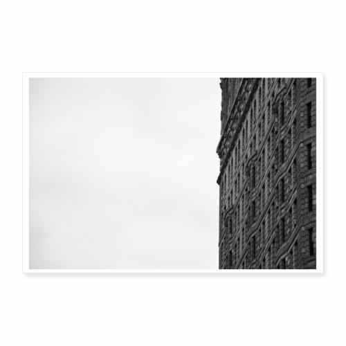Flat Iron Building Manhattan NYC - Poster 30x20 cm