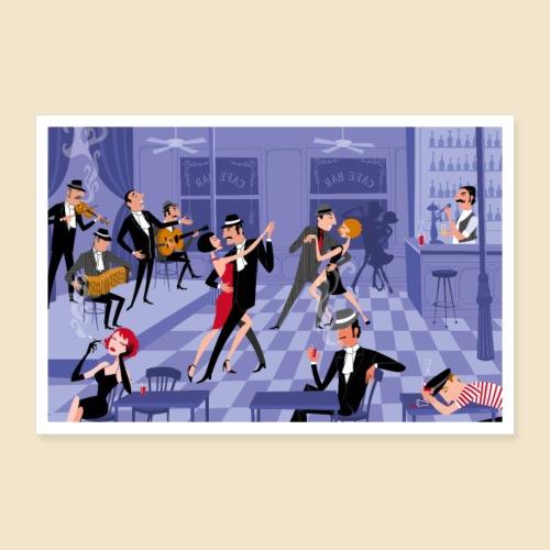 Tango Bar Posters - Poster 24 x 16 (60x40 cm)
