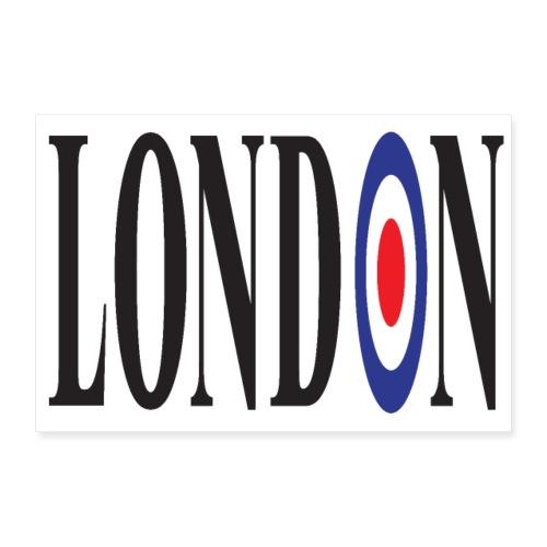 LONDON 3 2 UK 01 - Poster 24 x 16 (60x40 cm)