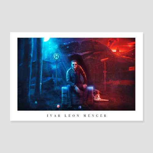Mysteryland (Foto: Gabor Richter) - Poster 60x40 cm