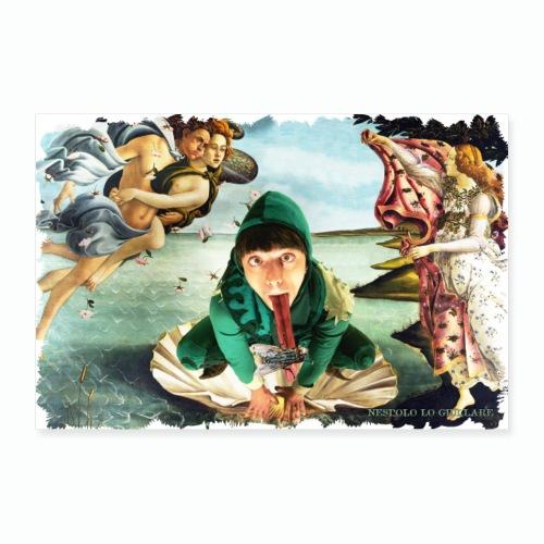 Botticelli - Poster 60x40 cm