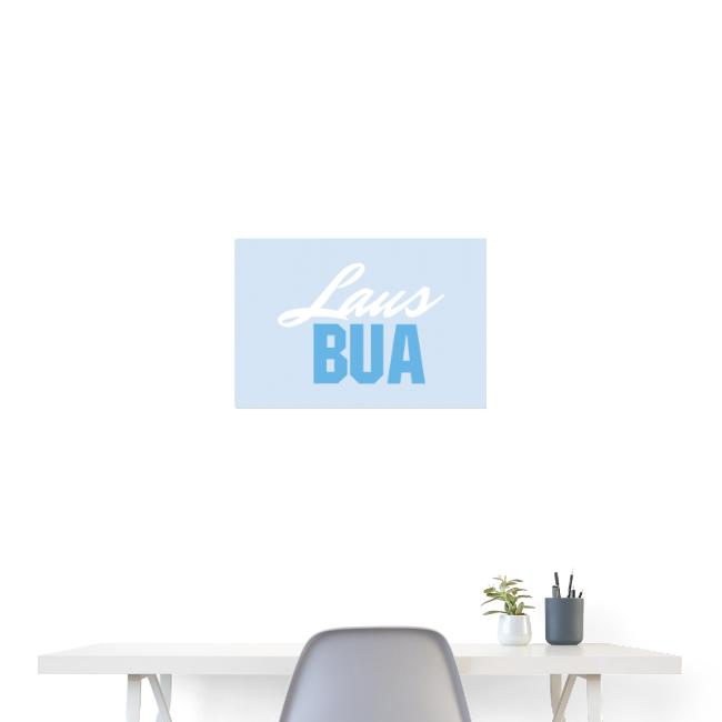 Vorschau: Lausbua - Poster 60x40 cm