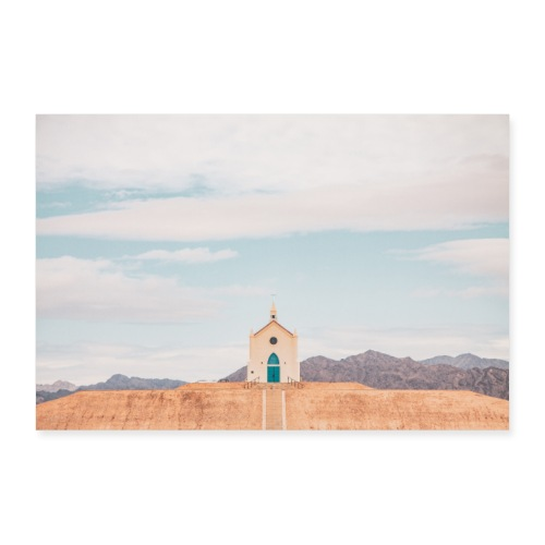 Chapel - Poster 60x40 cm