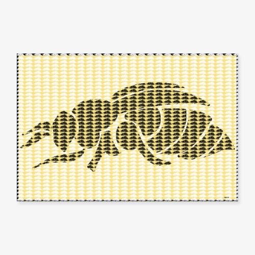 Reine des abeilles - Poster 60 x 40 cm