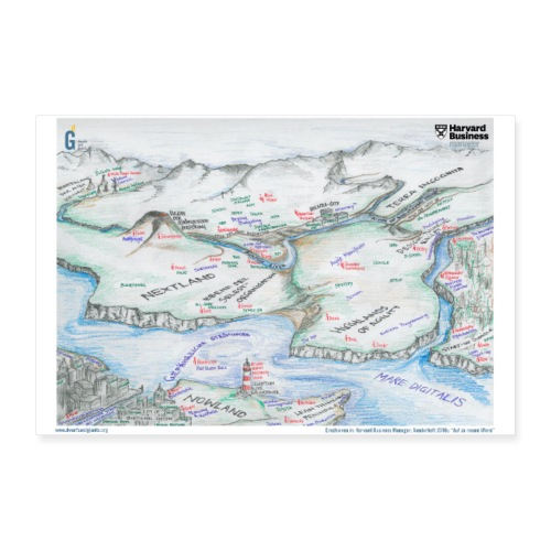 next: country map poster - Poster 24 x 16 (60x40 cm)