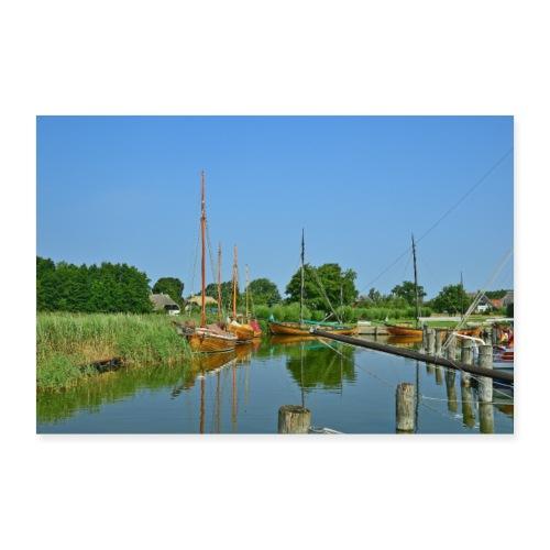 Naturhafen - Poster 60x40 cm