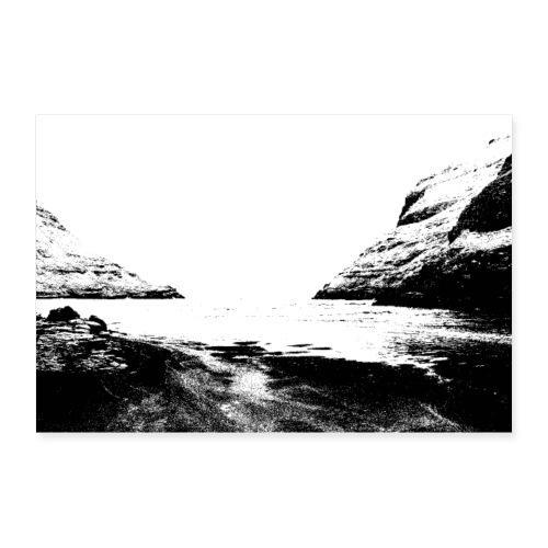 saksun4 - Poster 60x40 cm