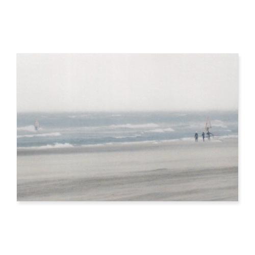 Windsurf - Póster 60x40 cm