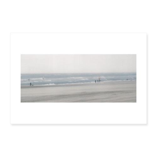 Windsurf full scene - Póster 60x40 cm