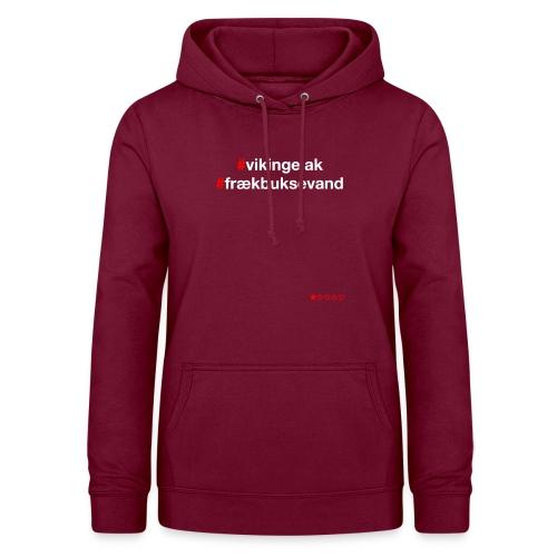 Hashtag - Dame hoodie