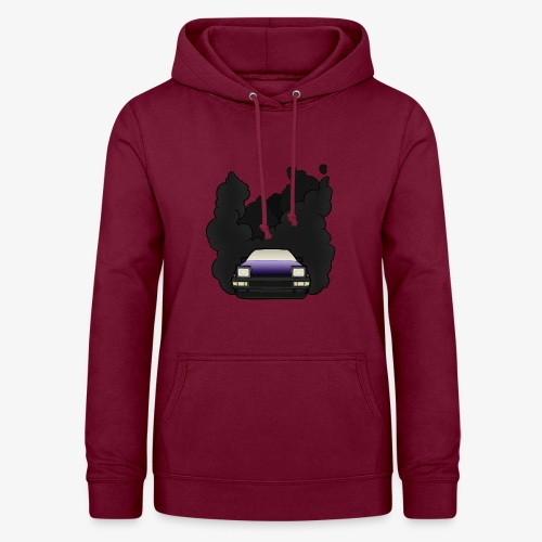 Japanese Drift Machine - Women's Hoodie