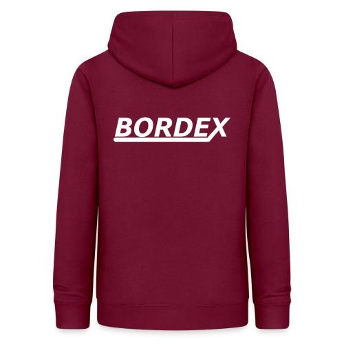 Bordex logo achterkant - Vrouwen hoodie