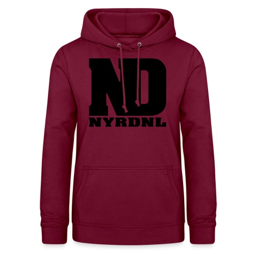 NYRDNL Basic - Vrouwen hoodie