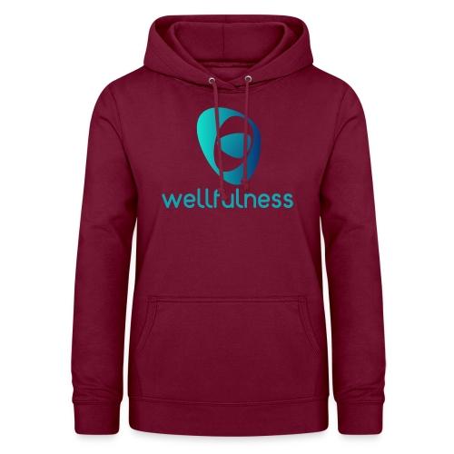 Wellfulness Original - Sudadera con capucha para mujer