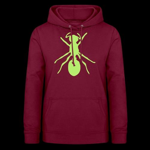 Toxic Ant - Frauen Hoodie