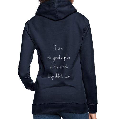Do not underestimate my ability to get into more t - Vrouwen hoodie