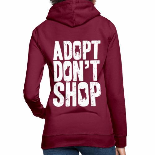 adopt - Vrouwen hoodie