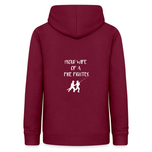 Fire Fighter - Frauen Hoodie