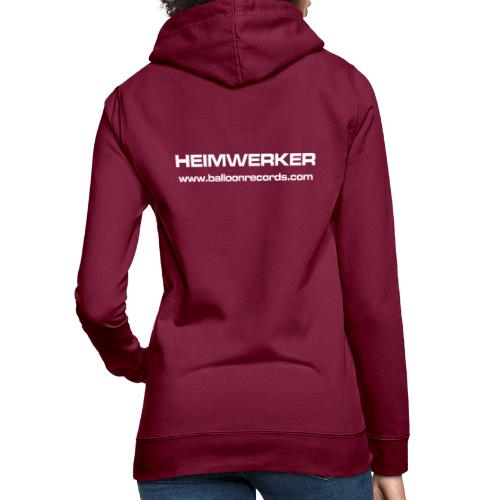 Heimwerker - Frauen Hoodie