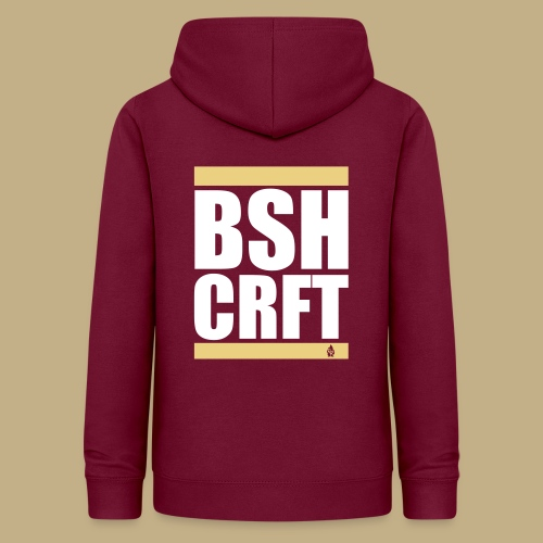 BSH CRFT - Frauen Hoodie