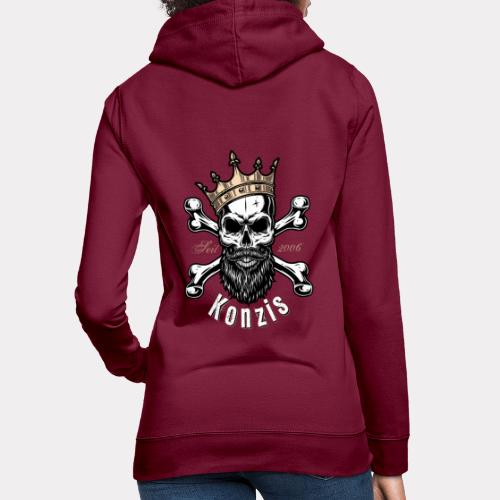 Skull Bones Logo - Frauen Hoodie