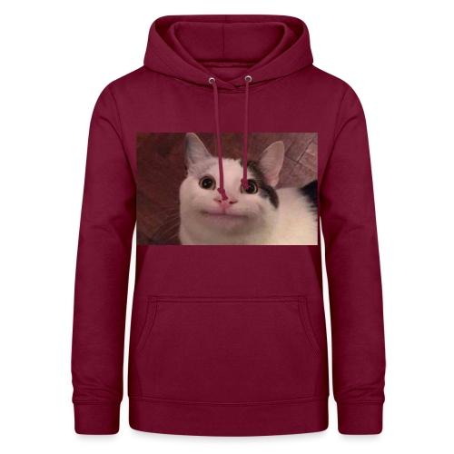 Polite cat - Women's Hoodie