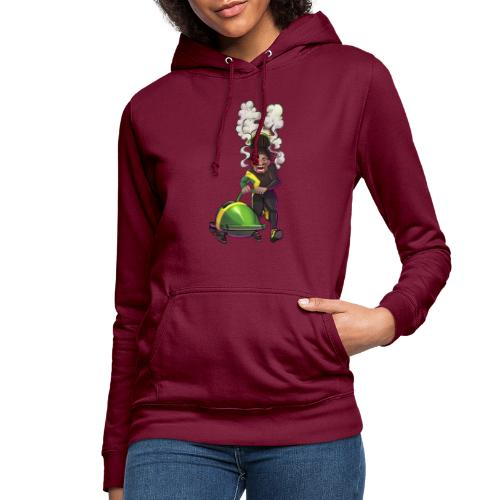Gießen | Gimaica - out of many, one Gießen - Frauen Hoodie