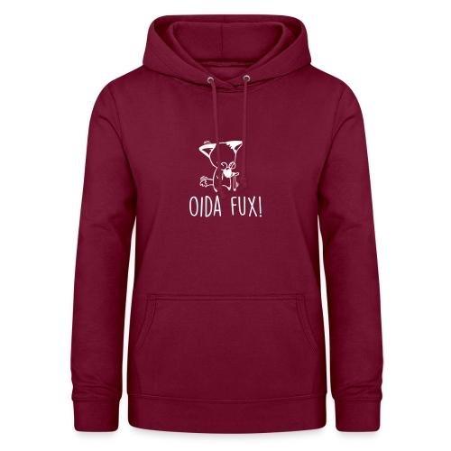 Vorschau: Oida Fux - Frauen Hoodie