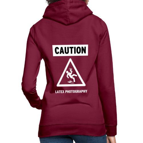 caution - Women's Hoodie