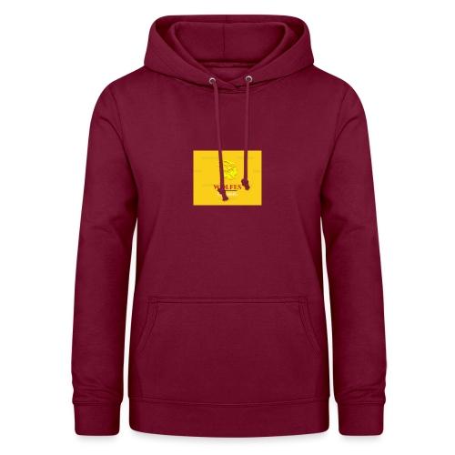 wolfes - Dame hoodie