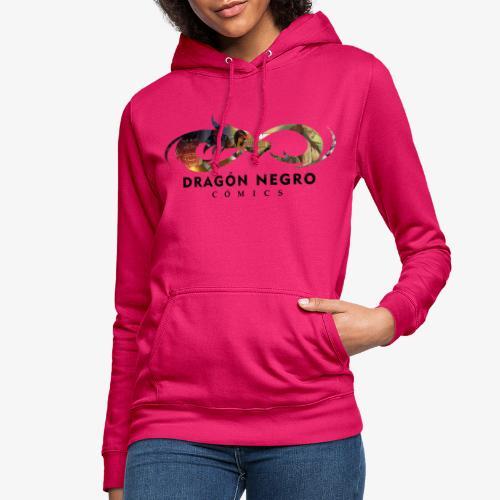 logo DNC ORIGINAL - Sudadera con capucha para mujer