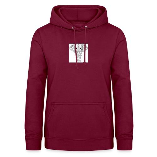 FreelyClothing - Elefant - Dame hoodie