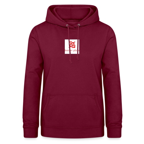 hunter plays - Women's Hoodie