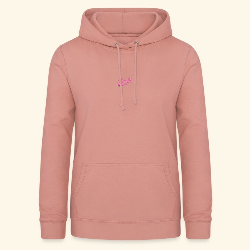 Beauty Girl Ltd logo web medium - Dame hoodie