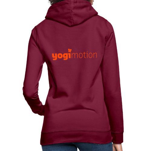 yogx - Frauen Hoodie
